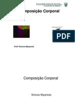 AULA - Composiçao Corporal - In - Simone