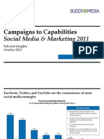 BoozCo Campaigns to Capabilities Social Media and Marketing 2011