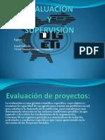 Evaluacion y Supervision