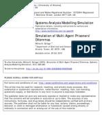 PD Simulation