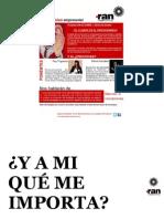 """""""El cliente es el protagonista"""". #ComunidadRAN de AJE Navarra"""