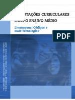 Linguagens, Códigos e suas Tecnologias-volume 1