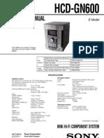 HCD-GN600