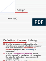 5 Research Design