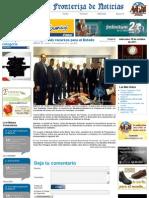 19-10-11 Solicitan  Mas Recursos Para El Estado de Baja California
