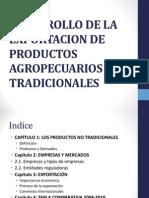 Desarrollo de La Exportacion de Productos Agropecuarios No