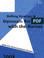 Can the United States and South Korea Sing without KORUS? The Economic and Strategic Effects of the KORUS FTA by Mark Manyin and William Cooper