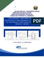 Guia Tratamiento Aguas Negras Grises. Oficializada PDF