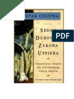 Deepak Chopra-Sedam Duhovnih Zakona Uspeha
