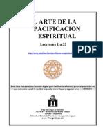 El arte de la pacificación espiritual. James Twyman
