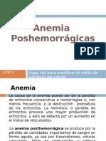 Anemia Poshemorragica