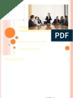 Características de las reuniones efectivas