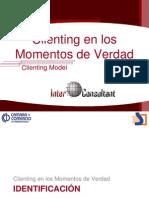 Clienting en Los Momentos de Verdad
