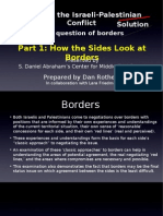 2008-01 Mapping the Conflict - Borders - Part 1 - classic approach to borders