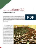 gobierno 2.0, un realidad