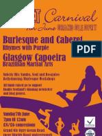 Corset Carnival Poster2