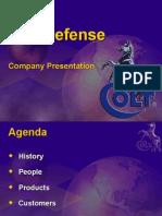 Colt Company Presentation