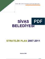 Sivas Belediyesi Stratejik Plan Ve Tarihce