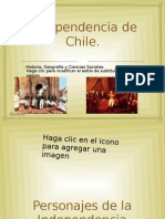 In Depend en CIA de Chile