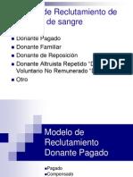 5 Modelos de Reclutamiento