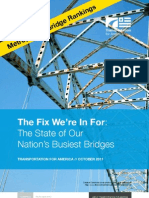 The State of Our Nation's Busiest Bridges