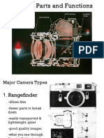 Camera Parts and Functions