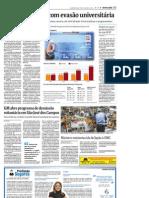 Folha - 20101019 - Tecnologia sofre com evasão universitária