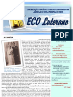 ECO Luterano Julho e Agosto 2008