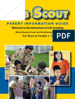 Cub Scout Parent Handbook