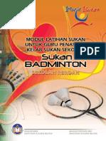Badminton Sr