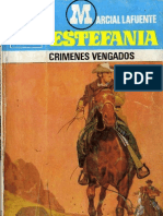 Marcial Lafuente Estefania - Crimenes Vengados