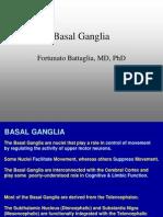 basal ganglia  handout battag
