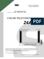 Toshiba 24AF46 TV