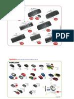 2 Teclados Mouse-web Cam-Audifonos Con Microfonos