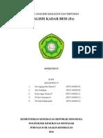 Alat Dan Bahan Kadar Fe2003