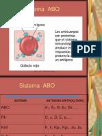 Sistema AB0(Lola)