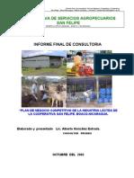 PLAN de NEGOCIO Cooperativa San Felipe