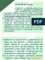 A REFORMA DO MODELO DE ASSISTENCIA EM SAUDE MENTAL -introducao