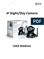 Honeywell IP Cam Spect | Streaming Media | File Transfer