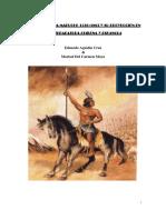 La Gran Guerra Mapuche y su proteccion en la literatura chilena y española