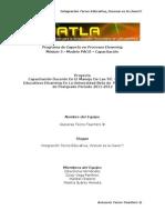 proyecto capacitacion docente