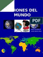 Regiones Del Mundo 2011
