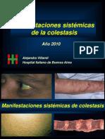 sindrome de colestasis