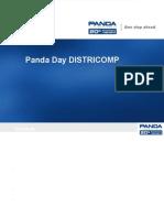 Apresentação PANDA DAY DISTRICOMP