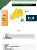 Plan de Desarrollo Canton Pedro Moncayo