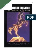 Libro Rec Omen Dado - Proyecto Montauk