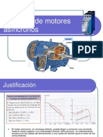 Sistemas de arranque para motores asíncronos