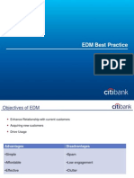 EDM Best Practices