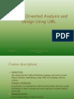 UML OOAD Concepts