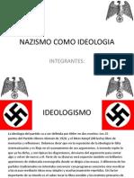 Nazismo Como Ideologia